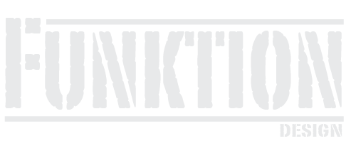 Funktion Design Logo